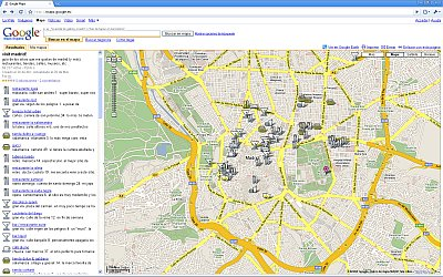 google-map-madrid