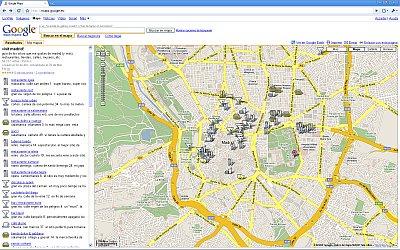 google-map-madrid