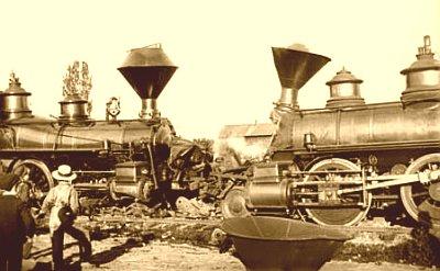 choque-trenes